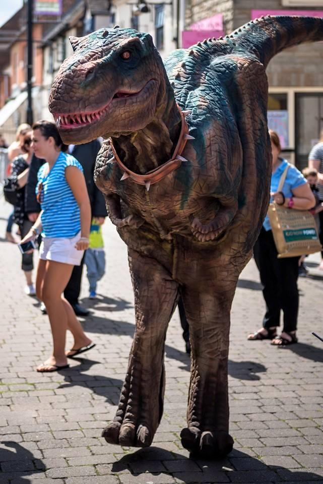 Hire A Dinosaur Hire A Dinosaur