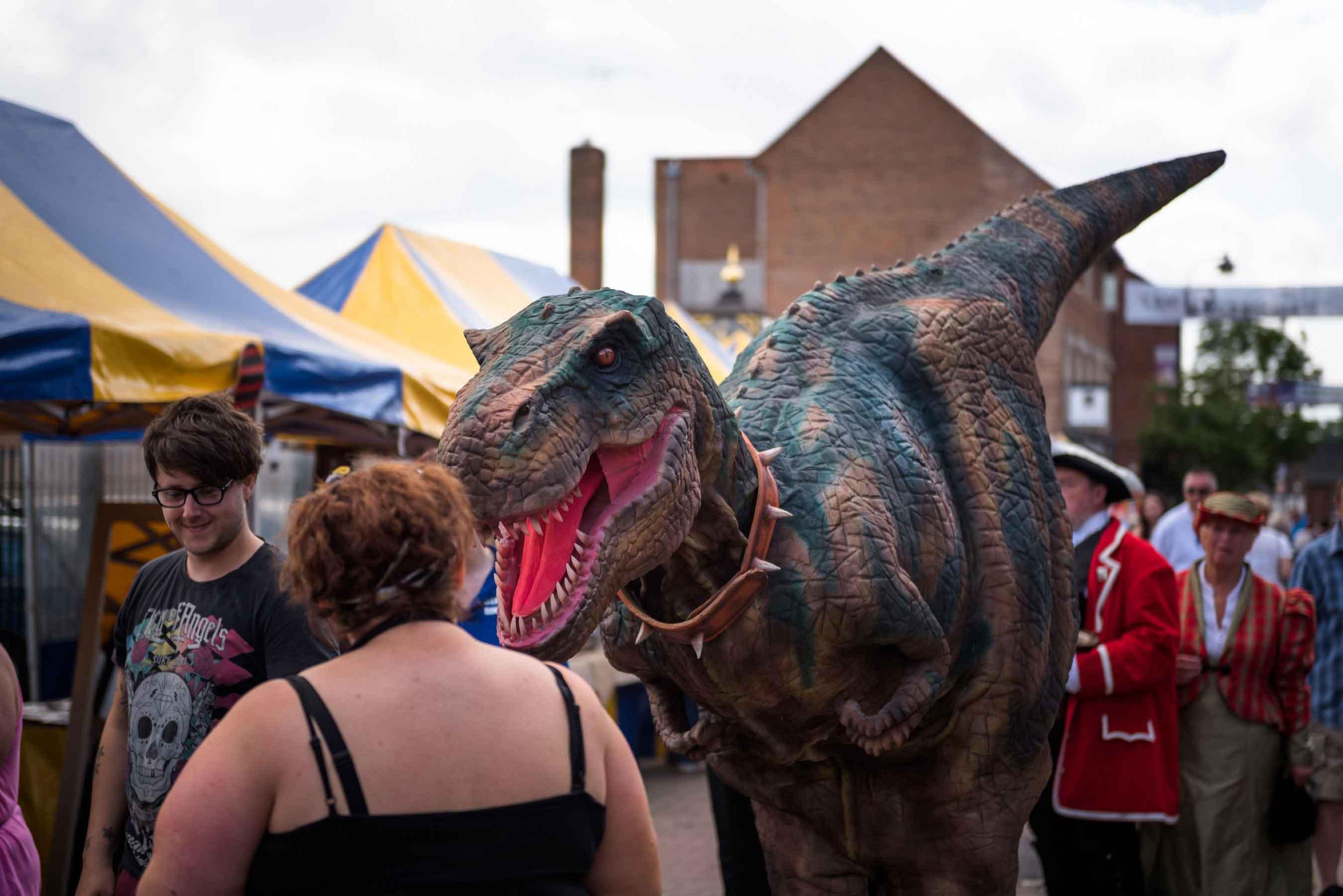 Best Robots For Kids >> Hire a Dinosaur - Hire A Dinosaur